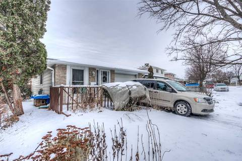 House for sale at 493 Pinetree Cres Cambridge Ontario - MLS: X4697329