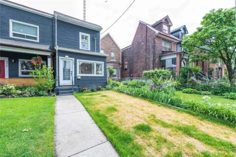 Townhouse for sale at 493 Roxton Rd Toronto Ontario - MLS: C4779265