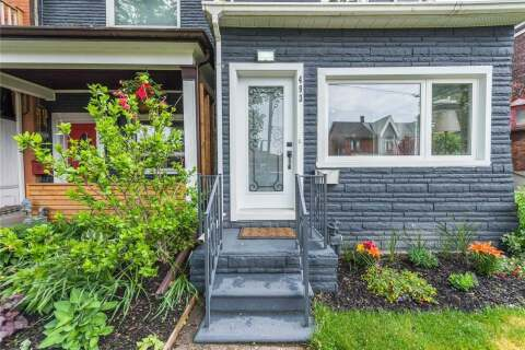 Townhouse for sale at 493 Roxton Rd Toronto Ontario - MLS: C4829338