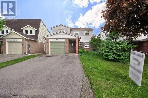 House for sale at 493 Sandford St Newmarket Ontario - MLS: N4471395