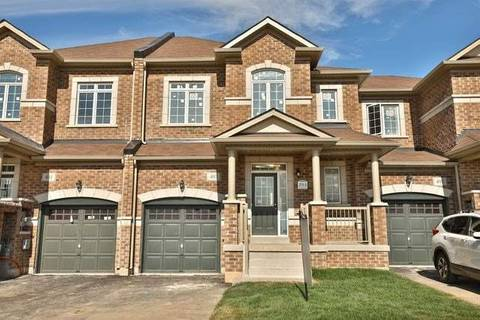 Townhouse for rent at 493 Silver Maple Rd Oakville Ontario - MLS: W4596965