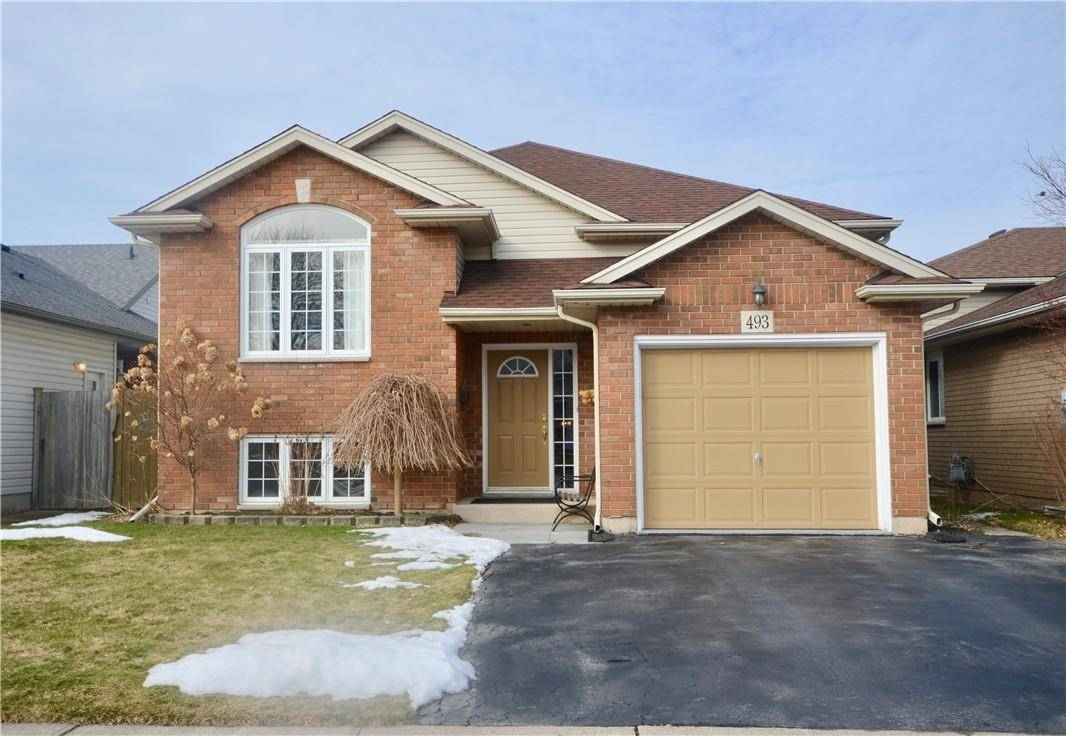 House for sale at 493 Trillium Ave Welland Ontario - MLS: H4073113