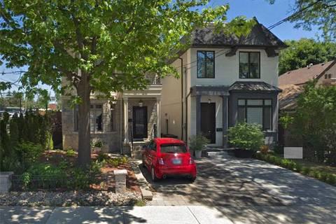 House for rent at 493 Winnett Ave Toronto Ontario - MLS: C4584821