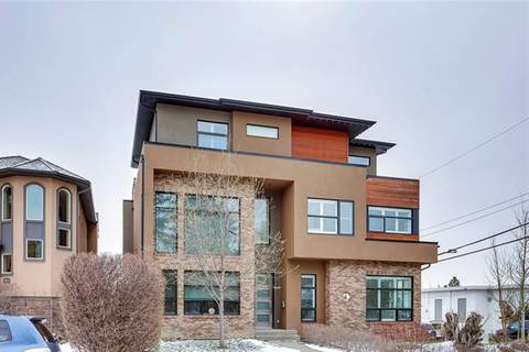 Townhouse for sale at 4930 20a St Southwest Calgary Alberta - MLS: C4240851