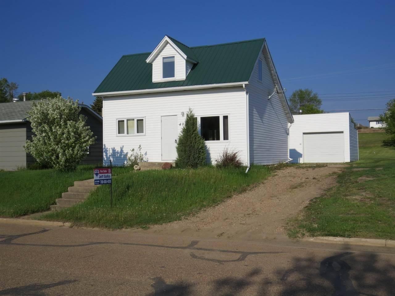 House for sale at 4930 48 St Sedgewick Alberta - MLS: E4136116