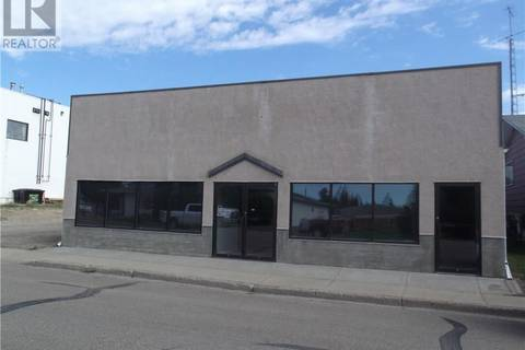Commercial property for sale at 4930 49 Ave Rimbey Alberta - MLS: ca0141464