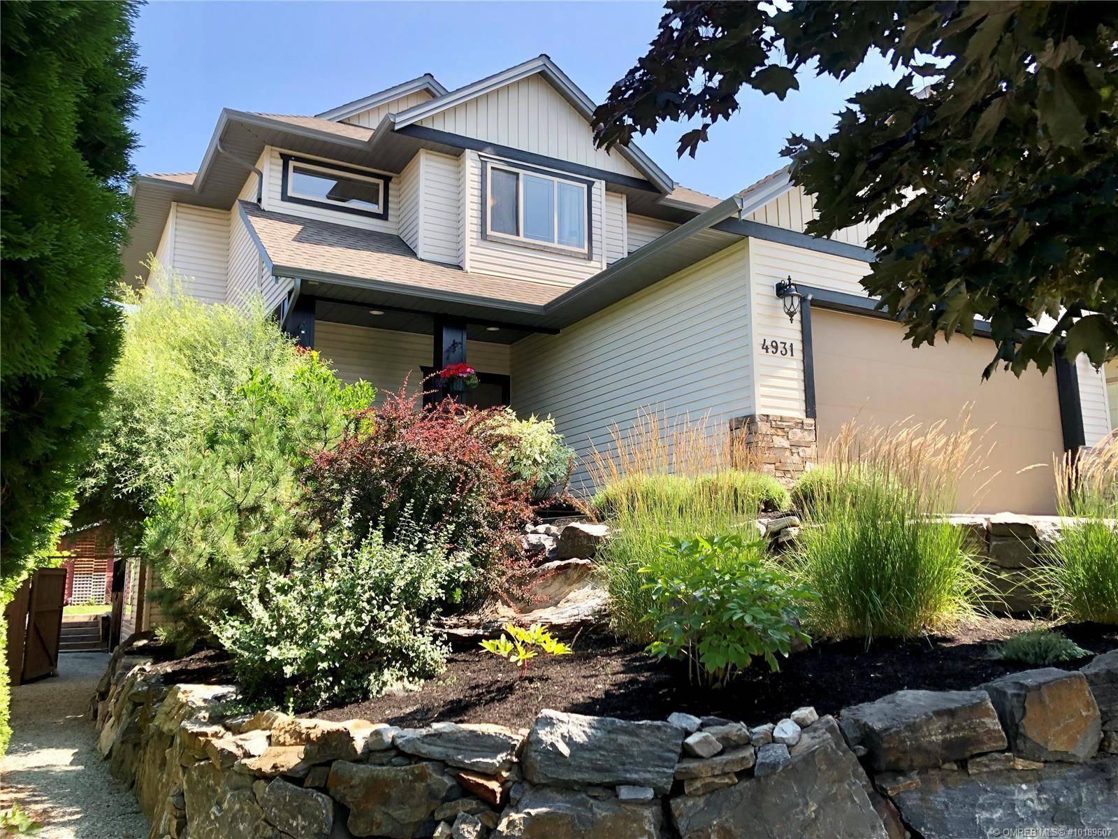 House for sale at 4931 Haskins Ct Kelowna British Columbia - MLS: 10189607