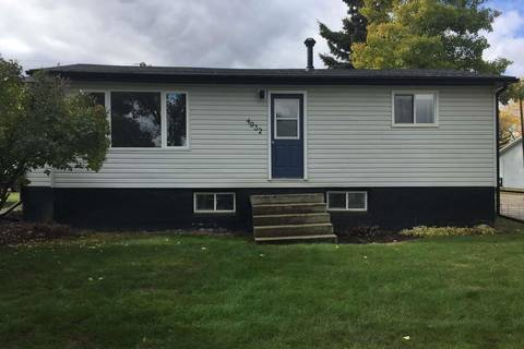 House for sale at 4932 43 St Drayton Valley Alberta - MLS: E4138449
