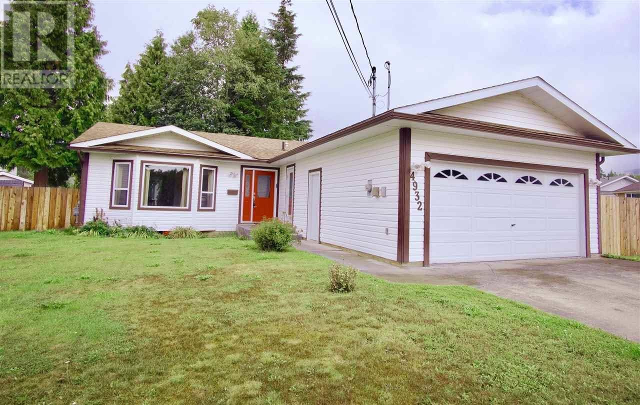 House for sale at 4932 Cooper Dr Terrace British Columbia - MLS: R2400003