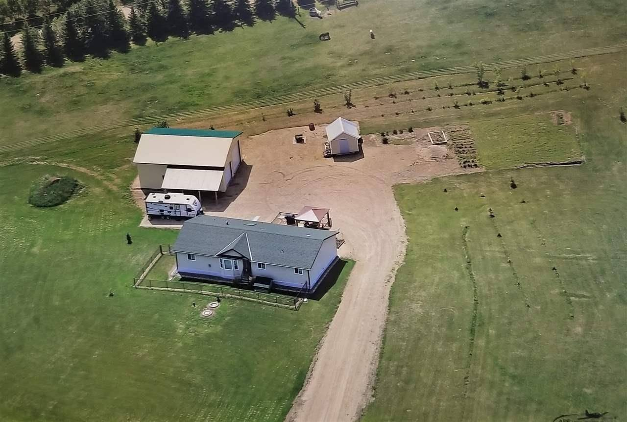 House for sale at 49328 Rr  Rural Brazeau County Alberta - MLS: E4164618