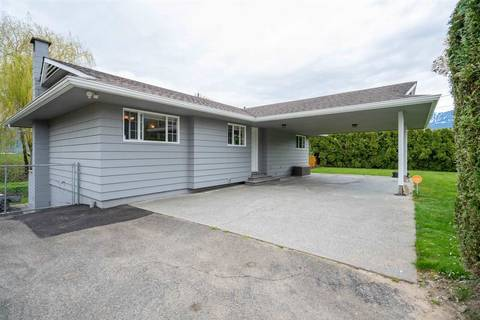 House for sale at 49331 Yale Rd Chilliwack British Columbia - MLS: R2451245