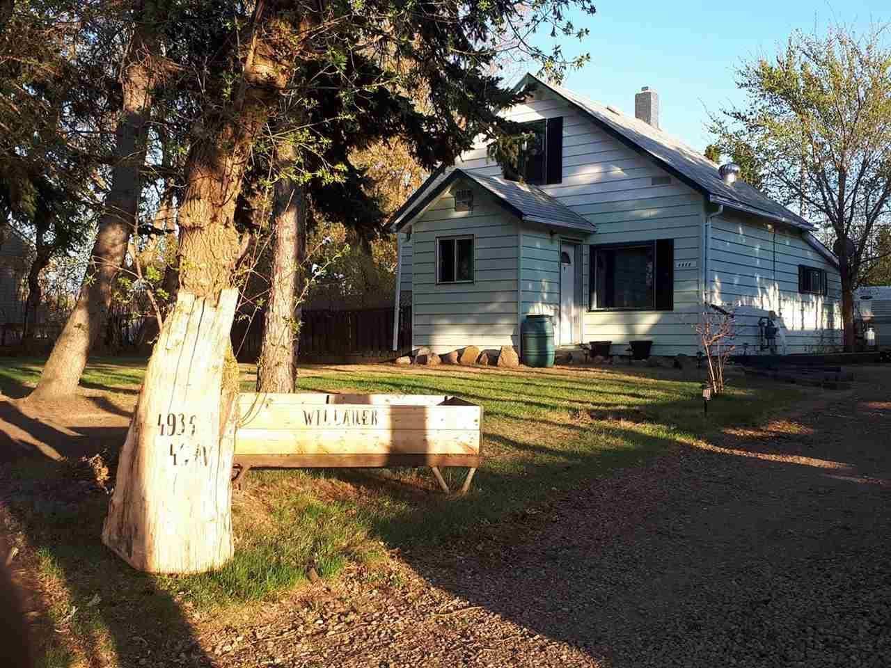 House for sale at 4935 49 Ave Bon Accord Alberta - MLS: E4188602