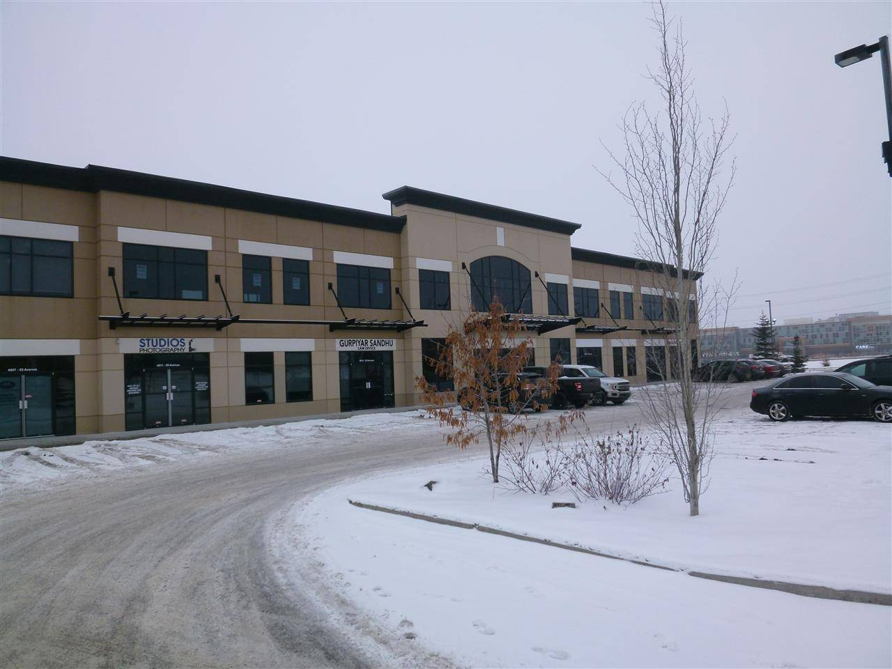 Commercial property for sale at 4935 55 Ave Nw Edmonton Alberta - MLS: E4182754