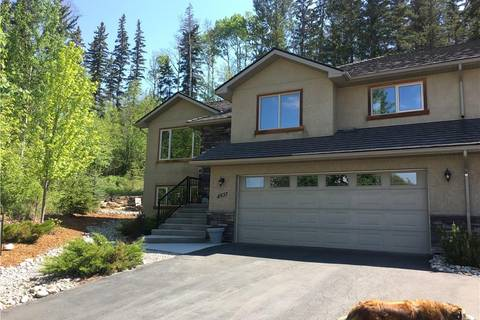 House for sale at 4937 Aspen Grove Pl Fairmont Hot Springs British Columbia - MLS: 2438710