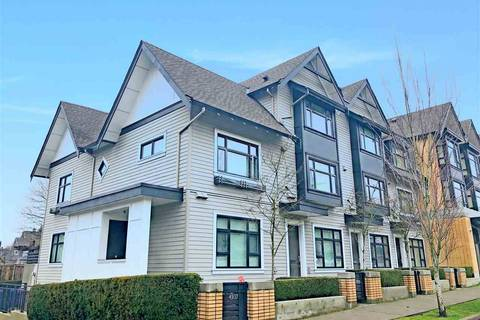 Townhouse for sale at 4937 Mackenzie St Vancouver British Columbia - MLS: R2335315