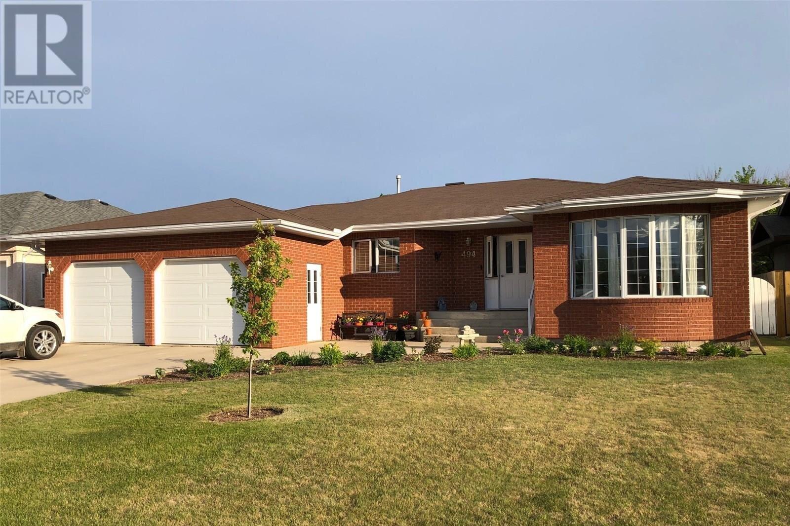 House for sale at 494 13th Ave Humboldt Saskatchewan - MLS: SK828672