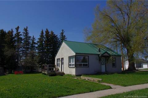 House for sale at 494 2 Ave W Cardston Alberta - MLS: LD0166098