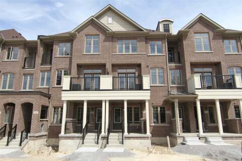 Townhouse for rent at 494 Arthur Bonner Ave Markham Ontario - MLS: N4773181