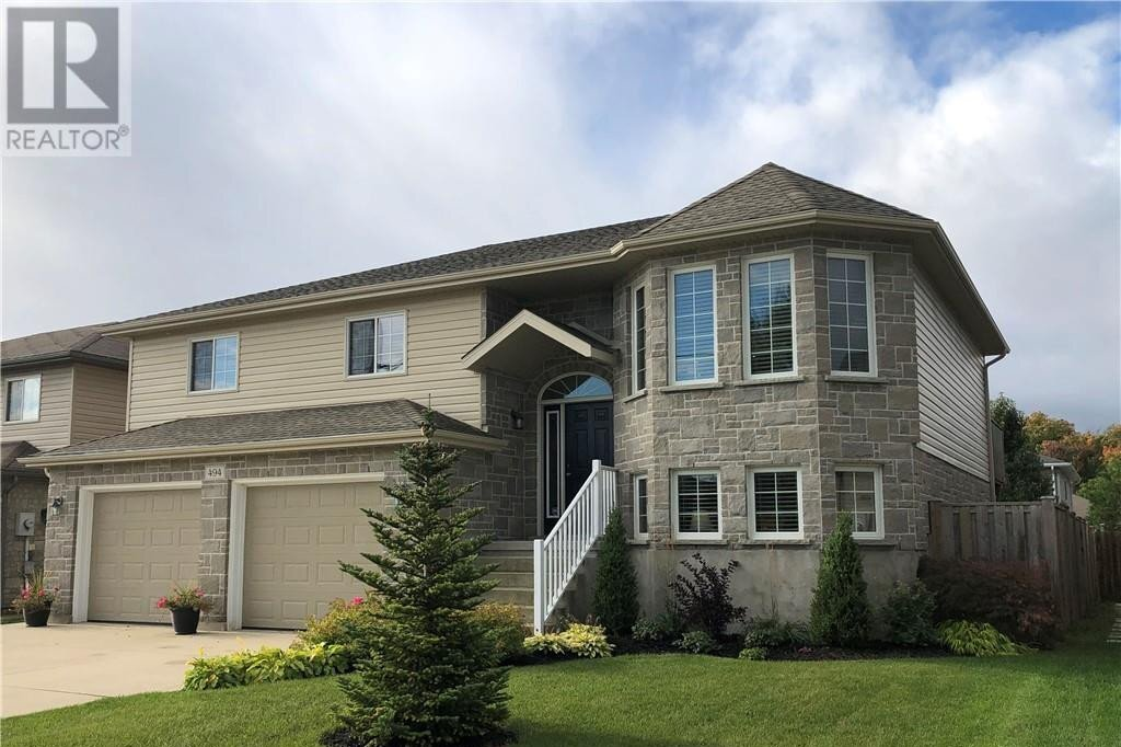 House for sale at 494 Buckby Ln Saugeen Shores Ontario - MLS: 40029081