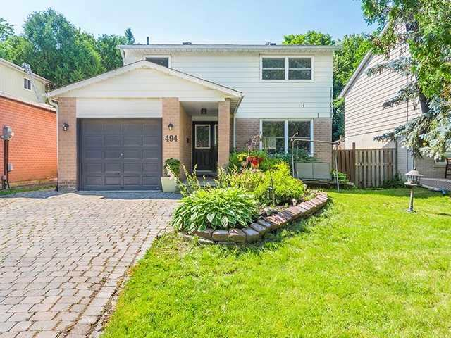 Removed: 494 Dixon Boulevard, Newmarket, ON - Removed on 2018-09-27 05:33:11