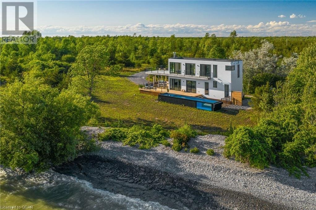 House for sale at 494 Ostrander Point Rd Prince Edward County Ontario - MLS: 40041994
