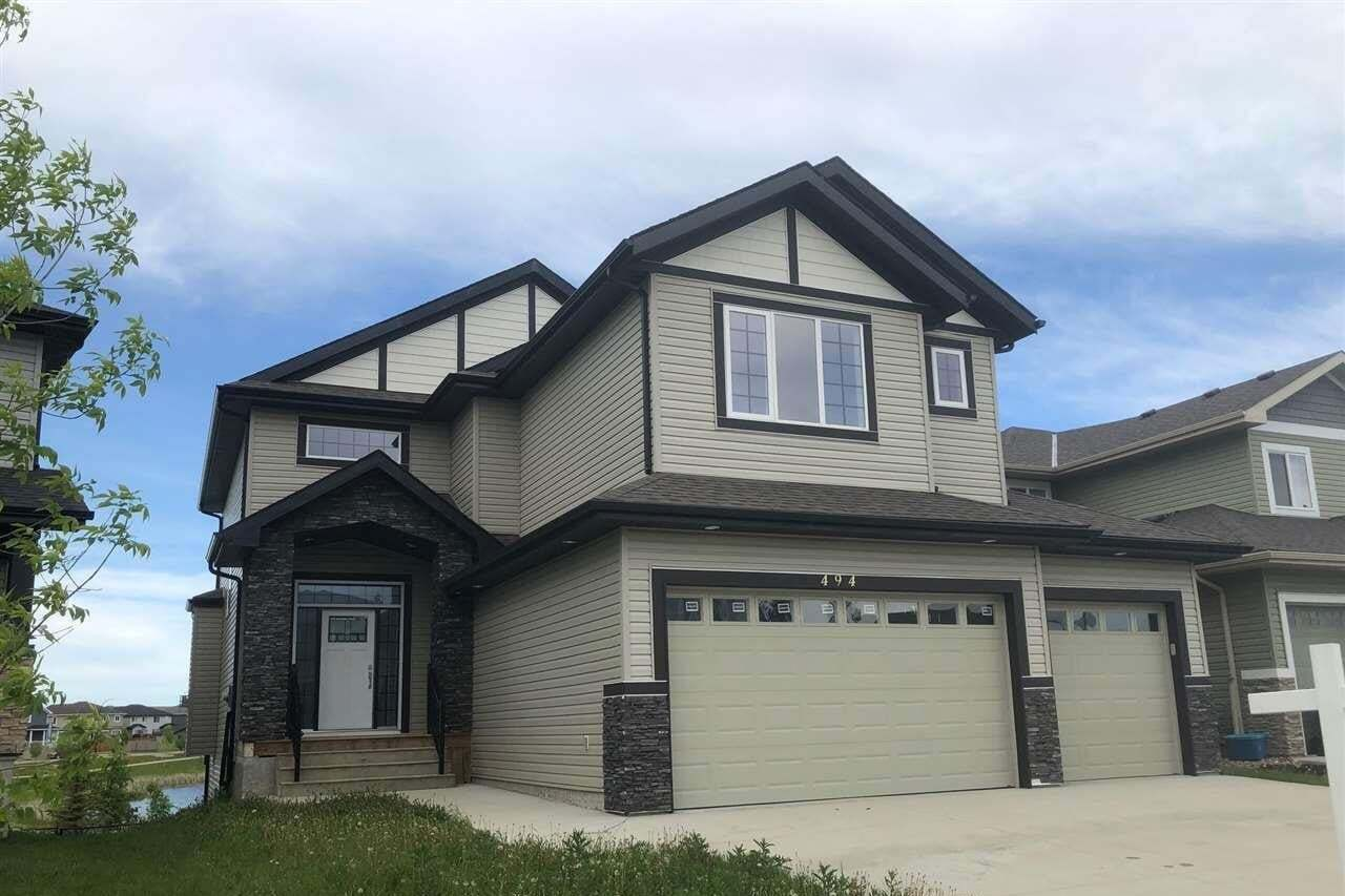 House for sale at 494 Reynalds Wd Leduc Alberta - MLS: E4204320