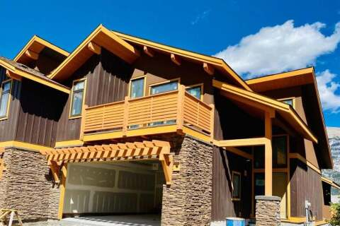 Townhouse for sale at 494 Stewart Creek  Cs Canmore Alberta - MLS: A1037357