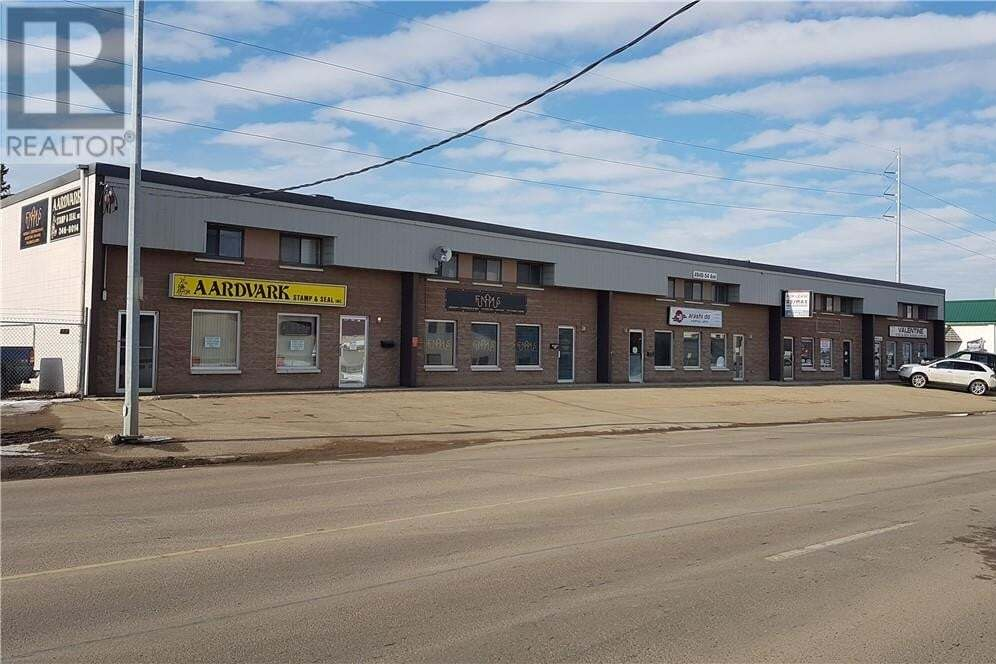 Commercial property for sale at 4940 54 Ave Red Deer Alberta - MLS: ca0190436