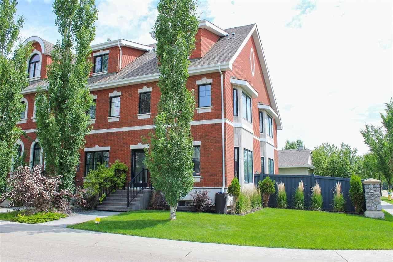 House for sale at 4941 Terwillegar Common Nw Edmonton Alberta - MLS: E4163777