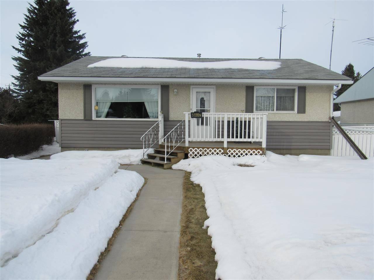 House for sale at 4944 47 St Barrhead Alberta - MLS: E4189930