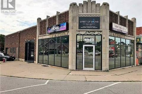 Commercial property for sale at 4949 Victoria Ave Niagara Falls Ontario - MLS: 187352