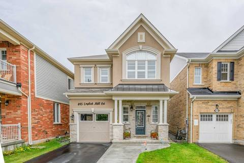 House for sale at 495 English Mill Ct Milton Ontario - MLS: W4547061