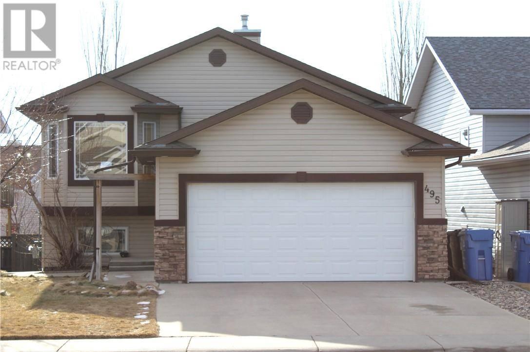 House for sale at 495 Heritage Blvd W Lethbridge Alberta - MLS: ld0188459