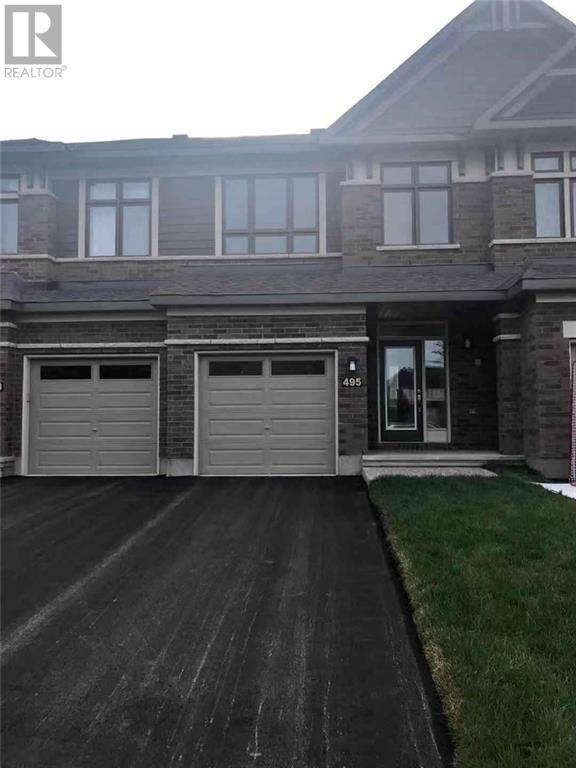 Townhouse for rent at 495 Markdale Te Ottawa Ontario - MLS: 1178110