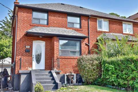 Townhouse for sale at 495 Mcroberts Ave Toronto Ontario - MLS: W4926521