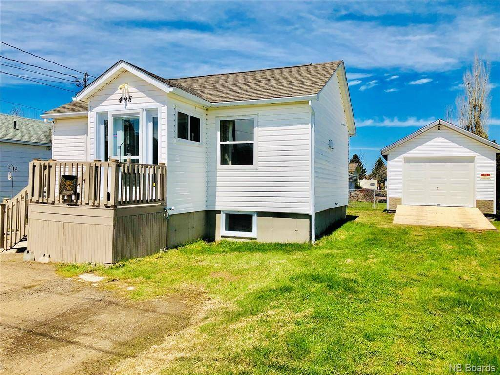 House for sale at 495 Riviere-a-la-truite Rd Tracadie New Brunswick - MLS: NB025080