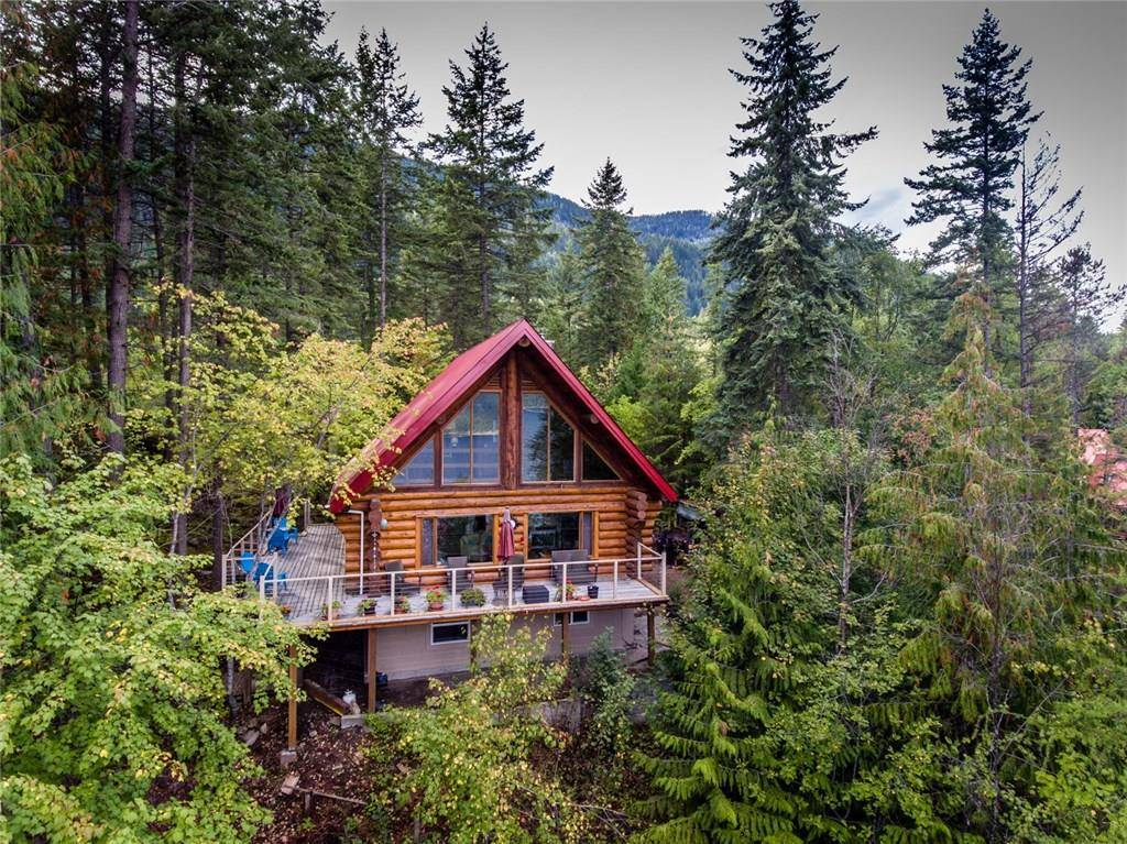 House for sale at 4950 Fletcher Creek Frontage Rd Kaslo British Columbia - MLS: 2440000