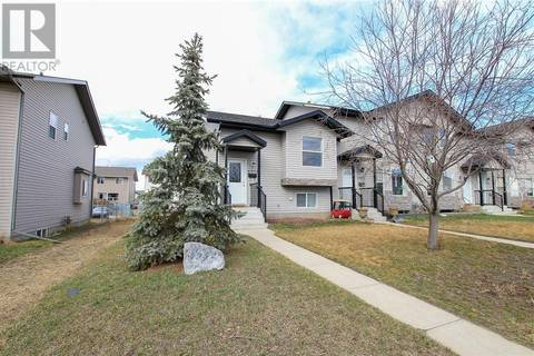 Townhouse for sale at 4952 Westbrooke Rd Blackfalds Alberta - MLS: ca0168247