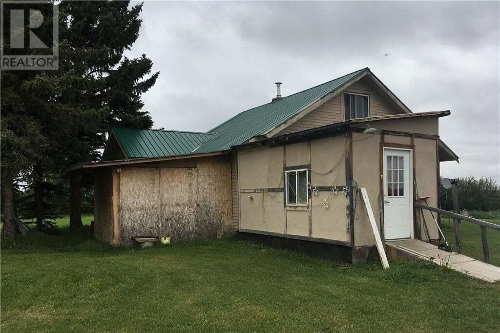 House for sale at 49531 Range Road 180  Rural Beaver County Alberta - MLS: CA0178078