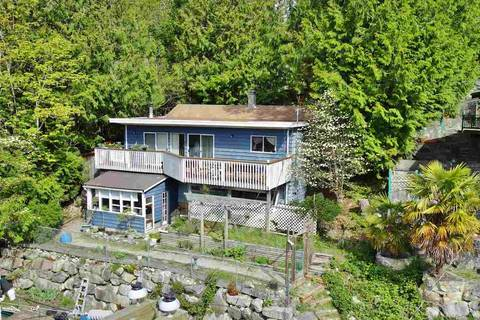 House for sale at 4956 Sinclair Bay Rd Garden Bay British Columbia - MLS: R2415166