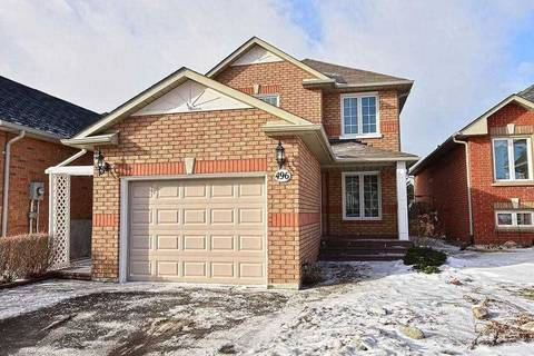 House for rent at 496 Aldershot Dr Oshawa Ontario - MLS: E4755810