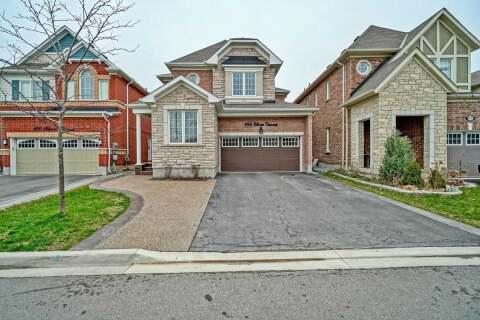 House for sale at 496 Blinco Terr Milton Ontario - MLS: W4825653