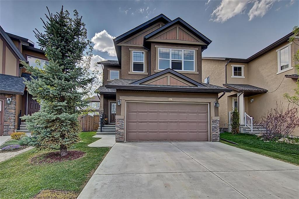 For Sale: 496 Everbrook Way Southwest, Calgary, AB | 3 Bed, 3 Bath House for $569,000. See 30 photos!