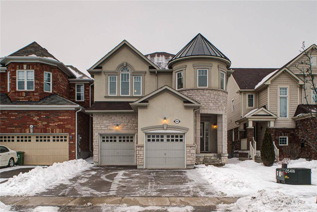 House for sale at 496 Kitty Murray Ln Ancaster Ontario - MLS: H4072536