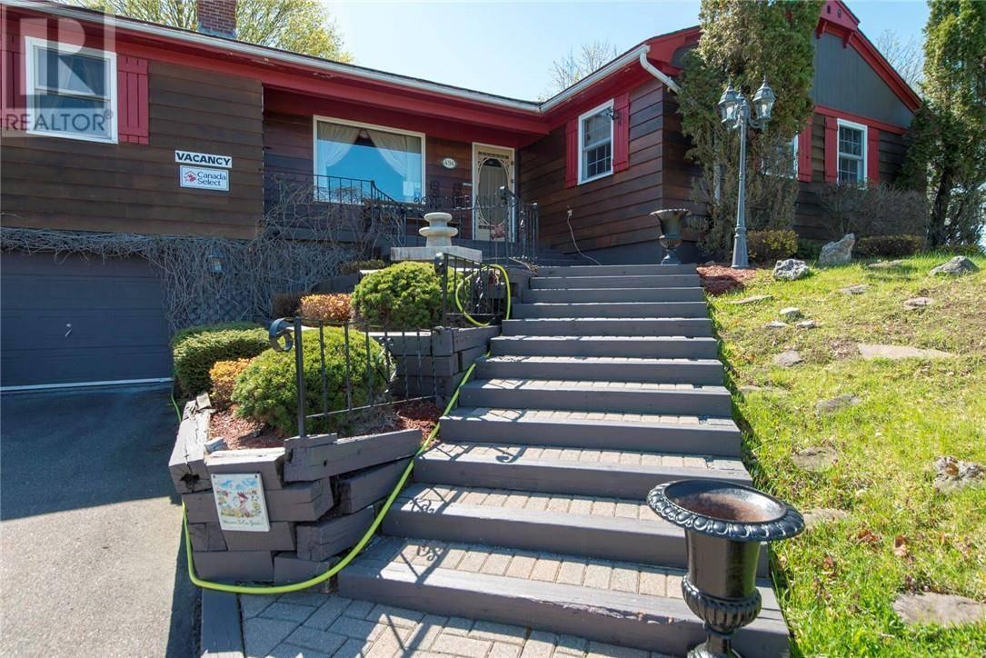 House for sale at 496 Main St Hampton New Brunswick - MLS: NB025622