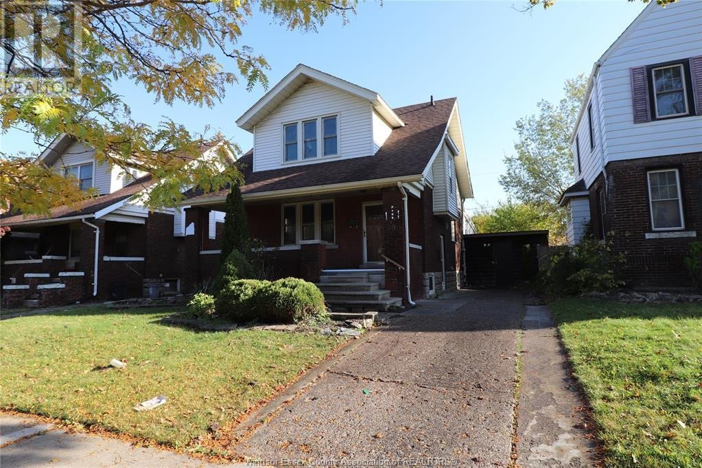 House for rent at 496 Partington  Windsor Ontario - MLS: 20014242