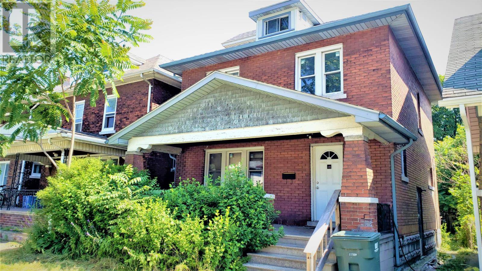 House for sale at 496 Randolph  Windsor Ontario - MLS: 19021516