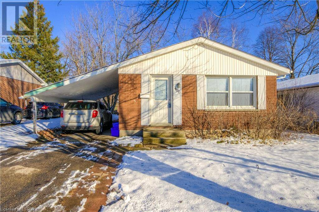 House for sale at 496 Rippleton Rd London Ontario - MLS: 239261