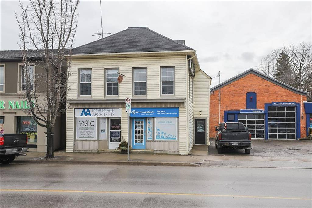 Commercial property for sale at 4960 King St Beamsville Ontario - MLS: 30794615