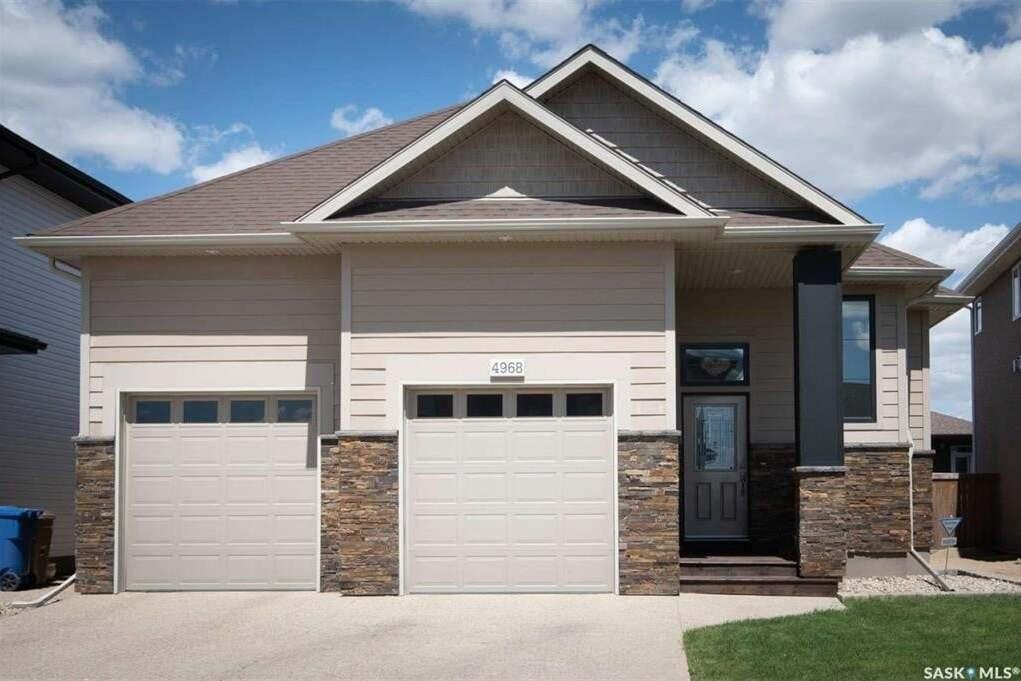 House for sale at 4968 Wright Rd Regina Saskatchewan - MLS: SK809978